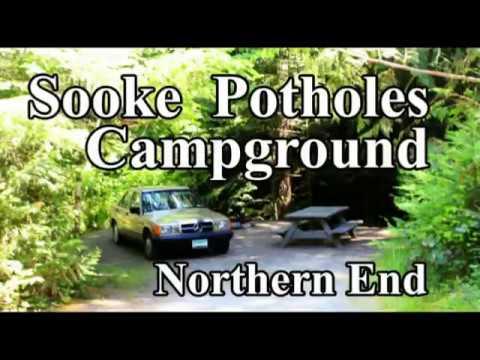 sooke potholes campground 2017 youtube. Black Bedroom Furniture Sets. Home Design Ideas