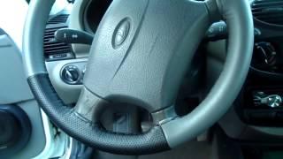 Замена выключателя педали тормоза (концевика) Лада Калина