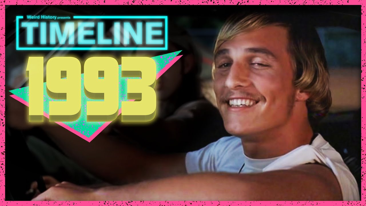 Download Timeline: 1993 - Everything That Happened in '93