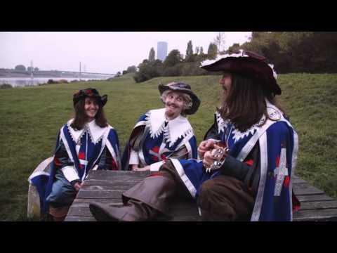 3 Musketeers - East of Vienna (Trailer)