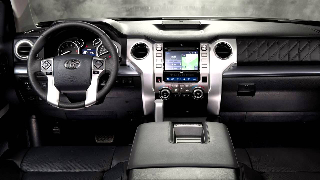 Toyota Tundra 2014 - Interior - 22 Photos - YouTube