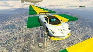CORRE MUCHO O MUERES!! - CARRERA GTA V ONLINE - GTA 5 ONLINE