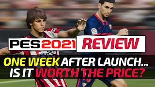 [TTB] PES 2021 REVIEW - One Week After Launch - Is It Worth The Price?! - Offline and Online