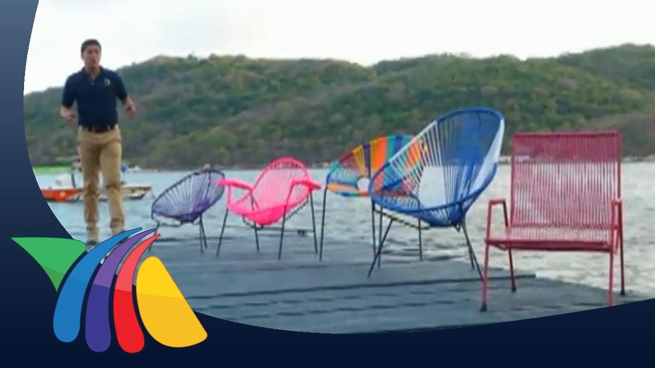 Fuerza Am Silla cmoda y fresca fue diseada en Acapulco