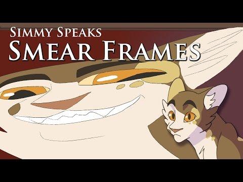 Simmy Speaks - Smear Frames (The Dover Boys)