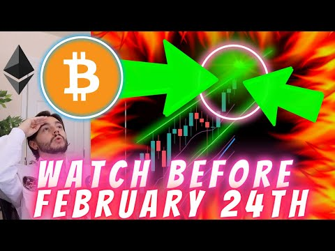 **TIME SENSITIVE** WHAT IS HAPPENING TO ETHEREUM!? EXACT BITCOIN PRICE TARGET TO WATCH IMMEDIATELY!!