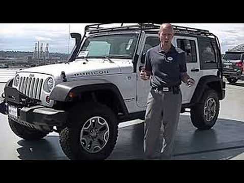 2013 Jeep Wrangler Unlimited Rubicon Review   Buying A Wrangler? Hereu0027s The  Complete Story!