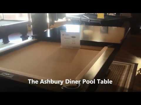 A Tour of the Billiards Room in Tulsa, Pool Tables, Game Tables Slot Machines