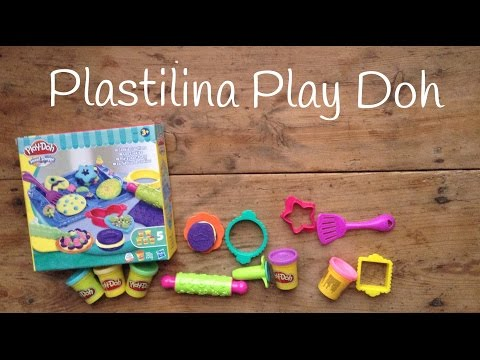 Play doh galletas manualidades para pasarlo pipa en casa con la plastilina