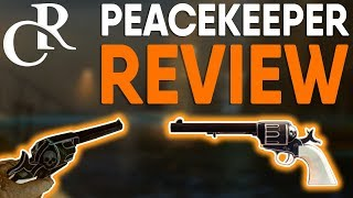 BEST REVOLVER! - PeaceKeeper WEAPON REVIEW - Battlefield 1