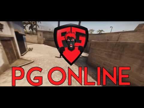 Team PG ONLINE Presentation[CS:GO]