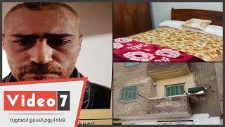 لقطات حصرية من منزل الإرهابى محمد حمدى أحد متهمى حادث الكنيسة البطرسية