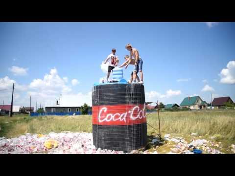 100000 ЛИТРОВ КОКА КОЛА   МЕНТОС   100000 Liters Of Coca Cola   Mentos