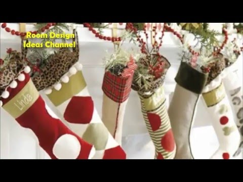 christmas stocking decorating ideas cool christmas stocking decorating ideas - Christmas Stocking Decorating Ideas