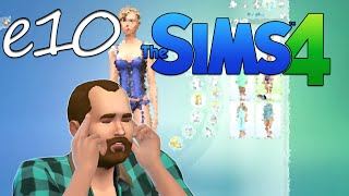 Sims 4 - An Idiot's Playthrough: Sex Addicts (E10)
