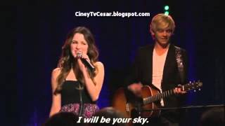 Austin & Ally - You Can Come to Me - Lyrics