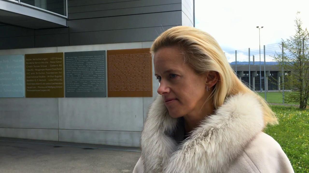 Interview mit Sonja Kiss, Präsidentin des HSG Alumni Club Wien ...
