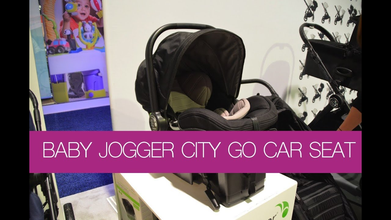 New Baby Jogger City Go Infant Car Seat Abc Kids Expo 2015