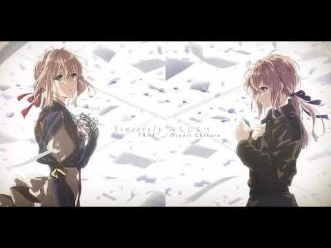 Violet Evergarden ED   Ending Full - -Michishirube- by Minori Chihara