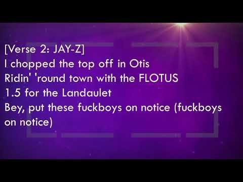 DJ Khaled  Top Off ft JAY Z, Future, Beyoncé Lyric