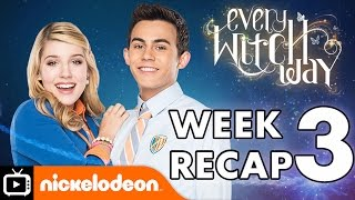 Every Witch Way | Van Pelt Reunion | Nickelodeon UK