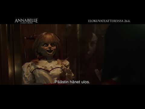 """Annabelle Comes Home - Origin 15"""""""