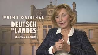 Deutsch les landes - Itw Marie Anne Chazel
