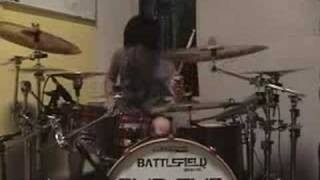 Underoath - I Don't Feel Very Receptive Today *DRUMS ONLY*