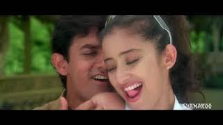 IN 1080p HD Song  mera Mann HD   Aamir Khan, Manisha Koirala, Anil Kapoor  Full HD