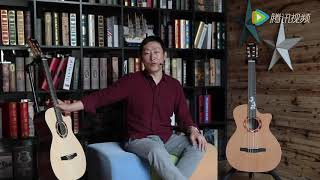 Magic Pop Classical Guitars N3/N4 Demo 麦杰克N3/N4流行古典琴赛平老师专业评测