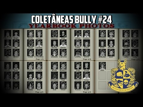 COLETÂNEAS BULLY #24 - Fotos do Yearbook [PT-BR]