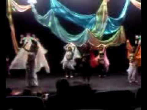 Danse Orientale Voile
