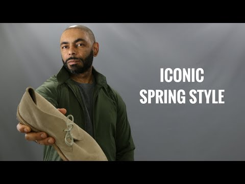 Top 10 Most Iconic Spring MensWear Pieces/Most Iconic Spring Men's Style Items