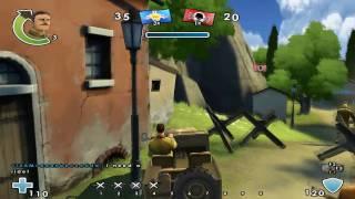 Battlefield Heroes gameplay - HD!