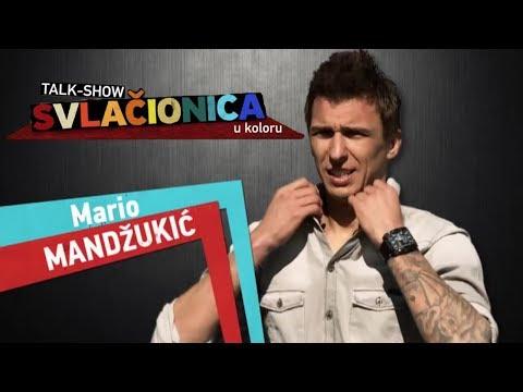 Mario Mandžukić - 'Svlačionica 2',  Robert Knjaz