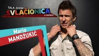 """Mario Mandžukić - """"Svlačionica 2"""",  Robert Knjaz"""