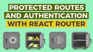 Protected routes and authentication with React Router