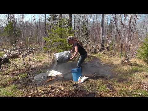 vasière orignal avec véronique lévesque de buck hunter