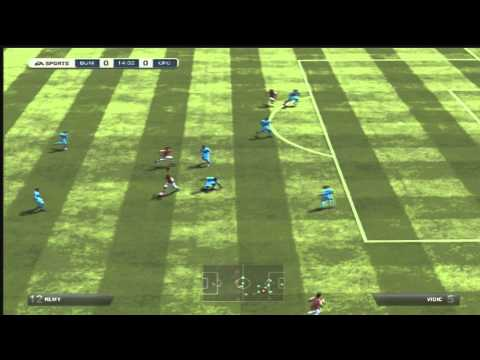 Nice Goal On FIFA 13 Ultimate Team From Pitroipa!