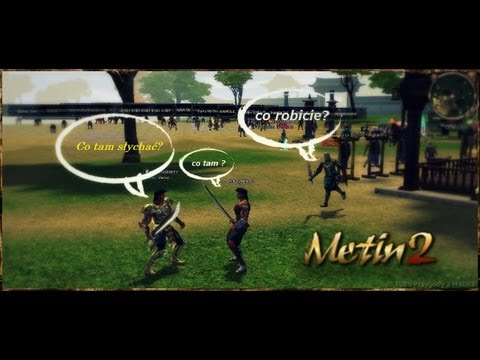 Metin2 - Co tam słychać? # s1 Monastyr