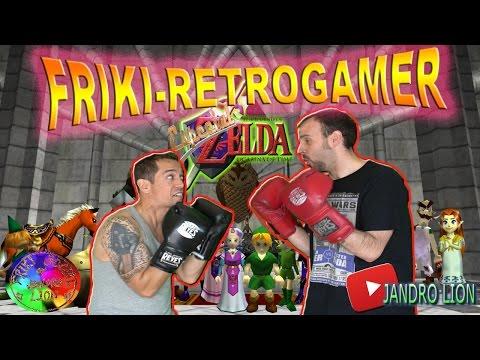 Special Geek-Retrogamer Ocarina of Time. #FRG #Frikiretrogamer #jandrolion