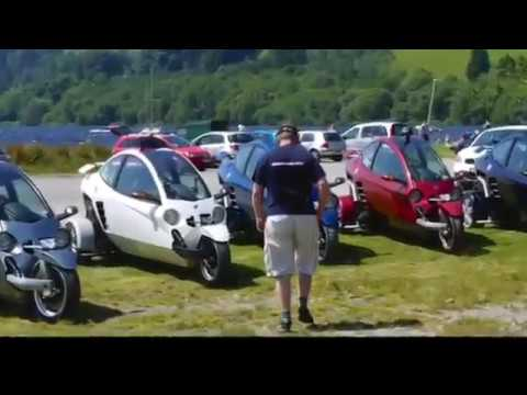 Carver Owners Club  Welsh Rally Sdv