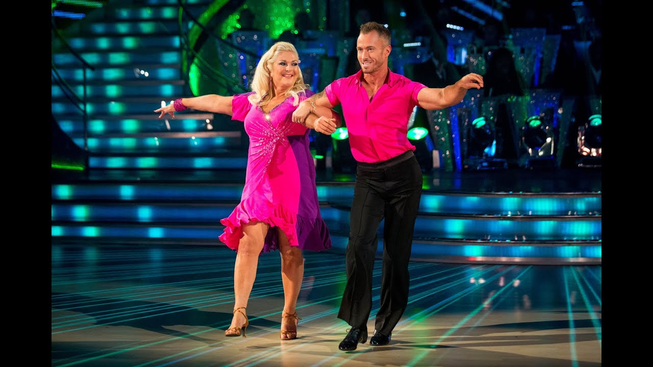 Aliona Vilani Calendar vanessa feltz & james to 'that don't impress me much' - strictly come  dancing 2013 week 1 - bbc one
