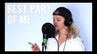 Ed Sheeran - Best Part Of Me (feat. YEBBA) (LIVE Cover by Serena Rutledge)