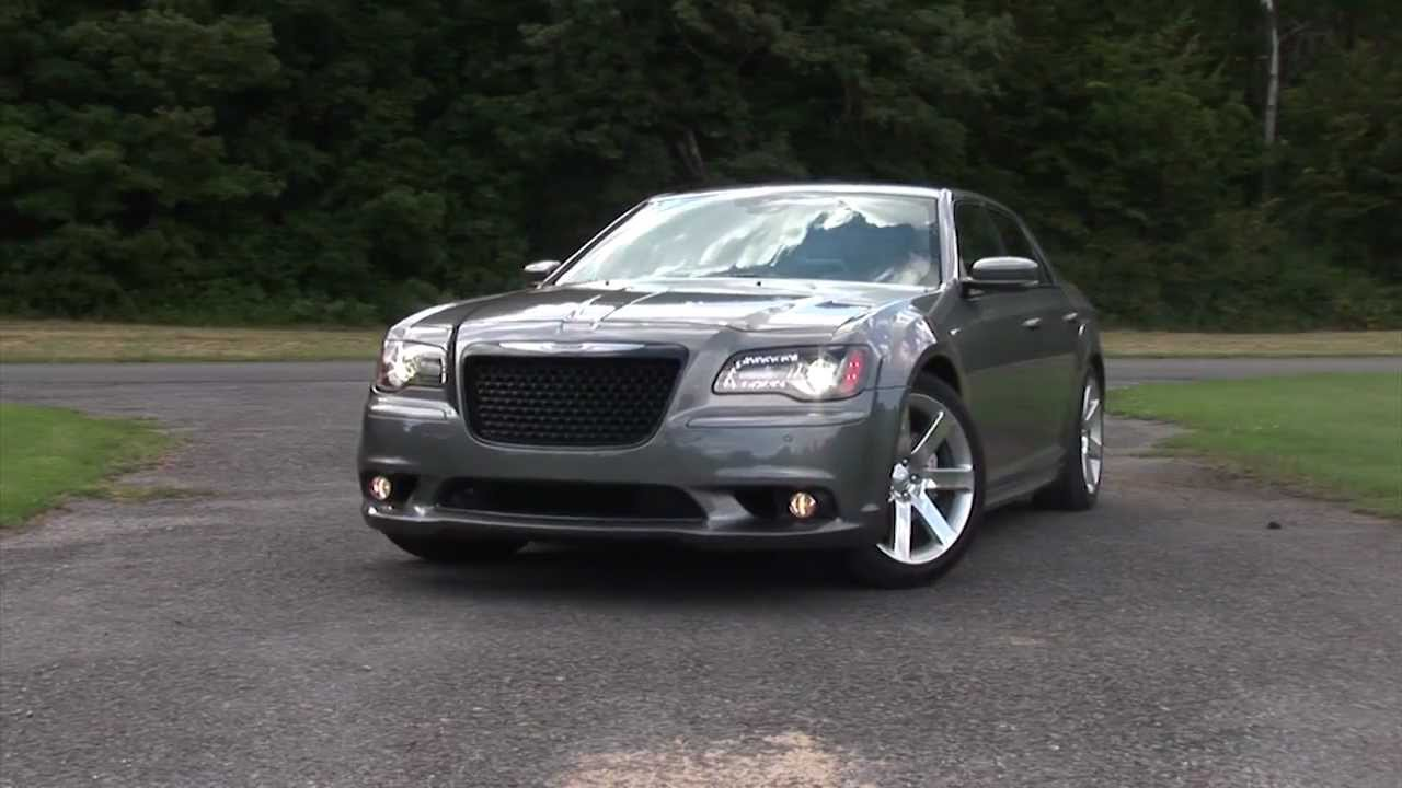 2012 Chrysler 300 Srt8 Drive Time Review Youtube
