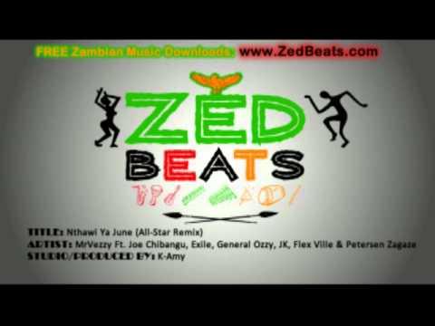 Nthawi Ya June (Remix) - MrVezzy Ft. Joe Chibangu, Exile, General Ozzy, JK, Flex Ville & Petersen