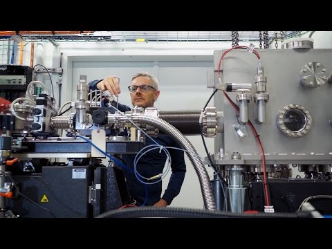 The Nanostructure Problem: Simon Billinge at Brookhaven National Labs