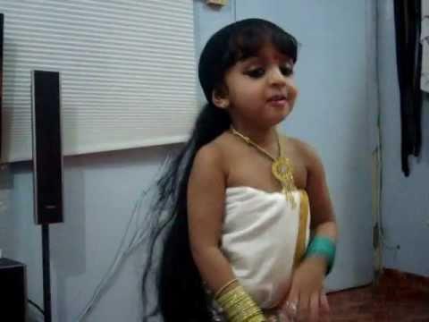 chinni chinni minni dance malayalam song