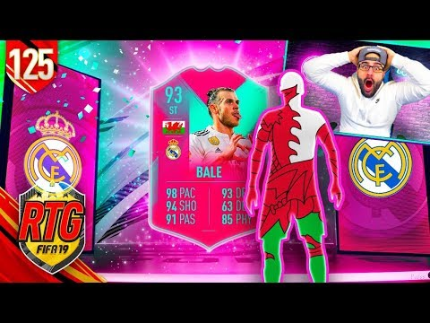 OMG I GOT 93 FUT BIRTHDAY BALE!! FIFA 19 Ultimate Team RTG #125