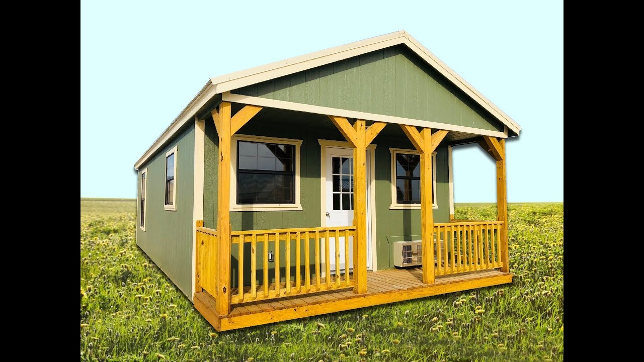 FINISHED CABINS - Texas Best Buildings